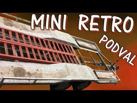 Event-VLOG #92 - můj MINI RETRO PODVAL