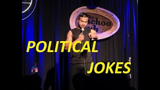 Political Jokes - Stand-up Comedy by Daniel Fernandes