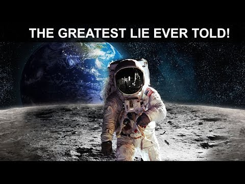 NASA Admits We Never Went to the Moon