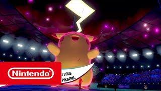 Un Pikachu Gigamax ? Pokémon Epée et Bouclier (Nintendo Switch)