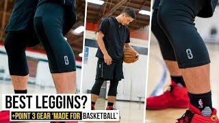 Best Basketball Leggins? | Point 3 Made For Basketball Gear Review