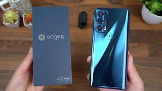 Motorola Edge 5G UW Unboxing!