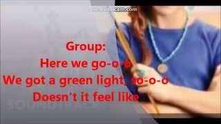 Here We Go (From Saige Paints The Sky) - with Lyrics