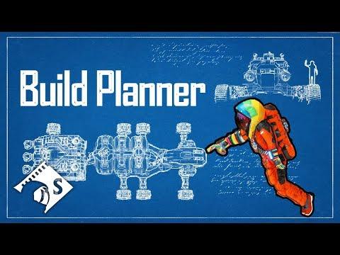 Build Planner - Space Engineers Tutorial