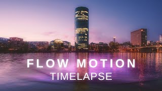Frankfurt Flow Motion: Hotel Timelapse Film