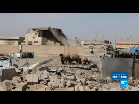 Iraq: Bombed-out Tikrit struggles to rise from its ashes