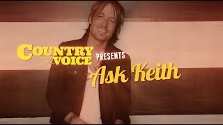 Country Voice Presents: Ask Keith Urban