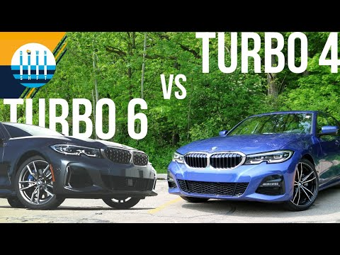 BMW M340i vs 330i - Closer Than you Think or Worlds Apart