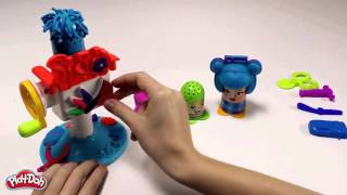 "Play-Dough ИГРОВОЙ НАБОР ""СУМАСШЕДШИЕ ПРИЧЕСКИ"" от компании Интернет-магазин ""Timatoma"" - видео"