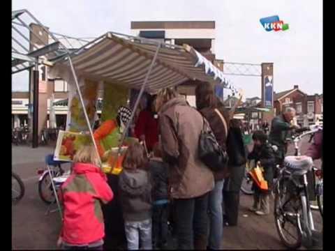 Opvoedmarkt in Cuijk