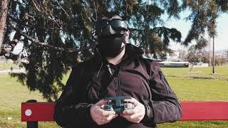 DJI FPV DRONE RISES!