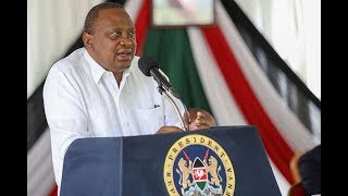 Uhuru vows severe action against Kenyans who will violate rules