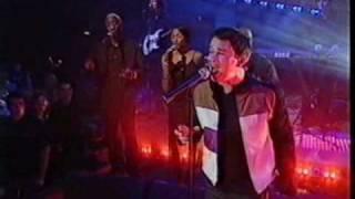 Boyzone - Stephen Gately sings New Beginning on TFI Friday