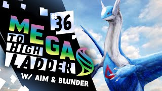 UNDEFEATED WITH DRAGON DANCE MEGA LATIOS! MEGAS TO HIGH LADDER #36 by Thunder Blunder 777