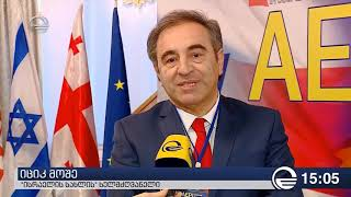 AEPJ General Assembly in Tbilisi - IMEDI TV