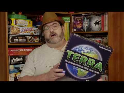 Terra Review - Board on the Bayou