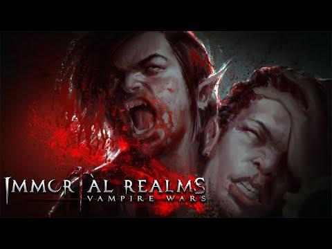 Announcement Trailer de Immortal Realms: Vampire Wars