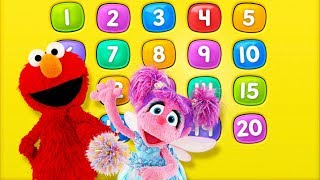 Kids Learn 123 Counting Numbers From 1 To 10 With Elmo Loves 123s Part 1 – Play Doh Games