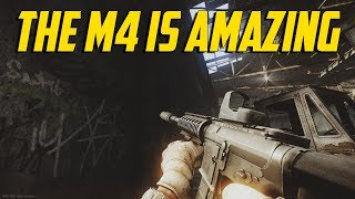 Build Best M4A1 ( low recoil ) - Escape from Tarkov - Thủ