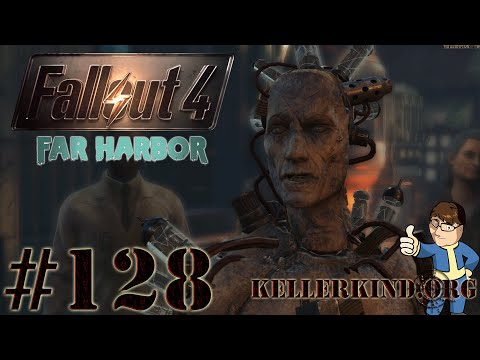 Fallout 4 - Far Harbor #128 - Endstimmung ★ Let's Play Fallout 4 [HD|60FPS]