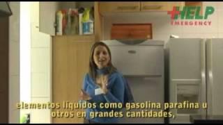 Seguridad en el hogar:precauciones con los productos de aseo   www.facemama.com