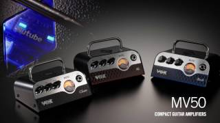 VOX MV50 rock - Video