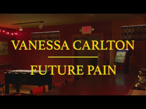 "Vanessa Carlton – ""Future Pain"""