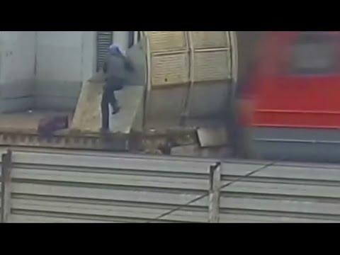 Безбилетника сбила электричка на станции Томилино