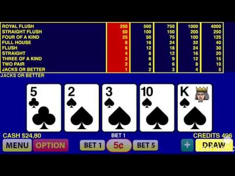 video poker 10 обзор игры андроид game rewiew android