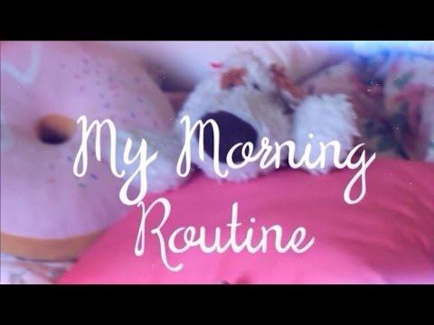 My Morning Routine for School | Моё утро перед школой - YouTube
