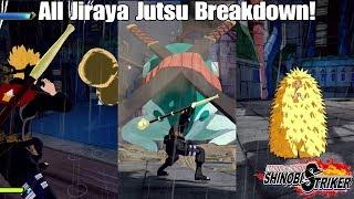 naruto to boruto shinobi striker jiraiya - मुफ्त