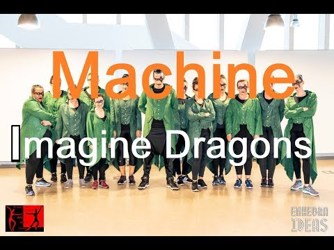 Machine - Imagine Dragons - Pau Peneu Dance Fitness
