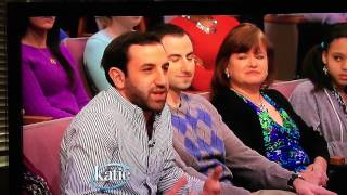 Paulie Gee on Katie Couric
