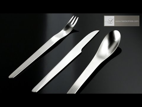 Georg Jensen Besteck AJ - Minimum Design