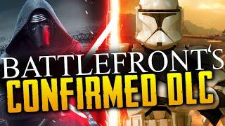 Star Wars Battlefront News | No Force Awakens or Clone Wars DLC, ever!? (CONFIRMED)