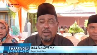 PEJABAT GAMPONG DIPECAT AKIBAT BERJUDI  KOMPAS NEWS ACEH 13/01/2016
