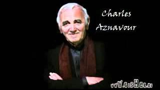 Charles Aznavour   Des coups de poings