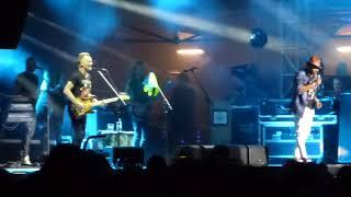 Sting feat. Shaggy @ Barockgarten Füssen 13.07.2018 - Highlights