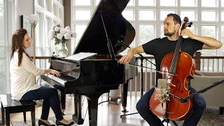 Ed Sheeran - Photograph (Piano/Cello Cover) - Brooklyn Duo