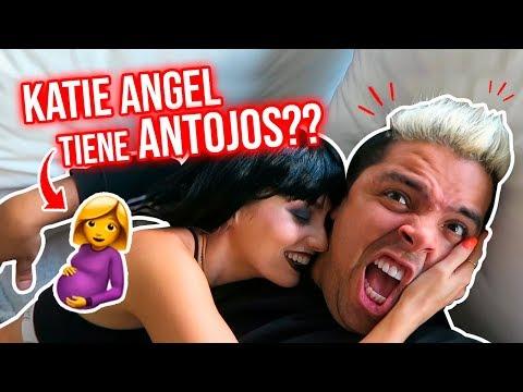 KATIE ANGEL ESTÁ EMBARAZADA?!!🤰🏼