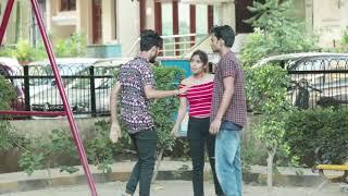 Tumhari Girlfriend Mere Sath Hotel Me Gayi Thi Prank||Raju Bharti||