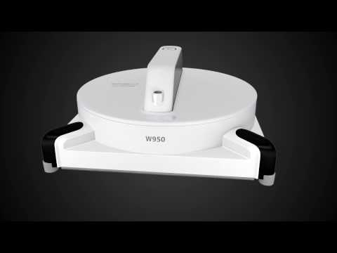 Robot limpia cristales WINBOT 950 Ecovacs