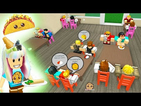 My Own Mexican Food Restaurant – Roblox Tycoon Online Game – Cookie Swirl C Video