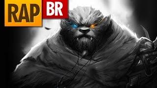 Rap do League of Legends [Feat. 7 Minutoz] | Tauz RapGame 21