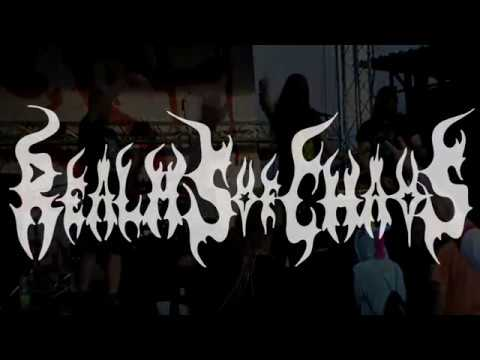 Realms Of Chaos - Realms Of Chaos - To Consume live @Flesh Party Open Air 2019