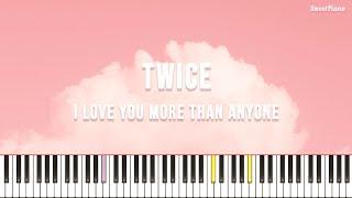 트와이스 - 누구보다 널 사랑해 (슬기로운 의사생활 시즌2 OST)