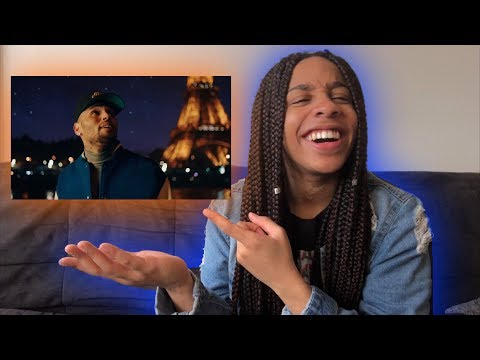 *REACTION* Chris Brown - Back To Love (Official Video)