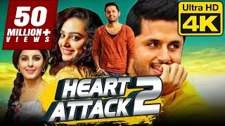 Heart Attack 2 (4K Ultra HD) Hindi Dubbed Full Movie | Nithin, Nithya Menen - Download this Video in MP3, M4A, WEBM, MP4, 3GP