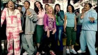 Hilary Duff, Raven Symone & Disney Channel Circle of Stars -- The Circle of Life (2003) (HQ)