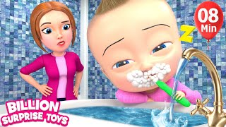 Johny Johny Yes Papa Nursery Rhyme | canciones para niños - الأطفال القوافي